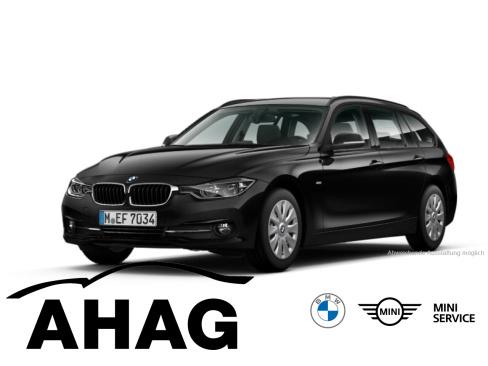BMW 318d Touring Sport Line, Dienstwagen, AHAG Bochum GmbH, 44809 Bochum