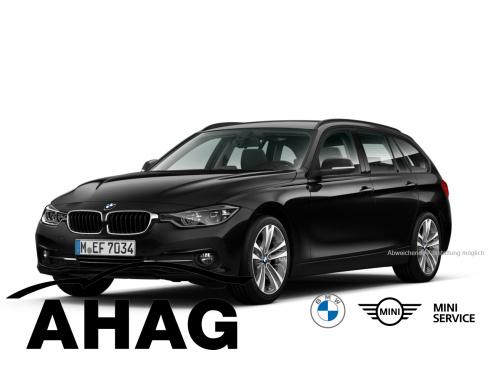 BMW 320d Touring Sport Line, Dienstwagen, AHAG Bochum GmbH, 44809 Bochum