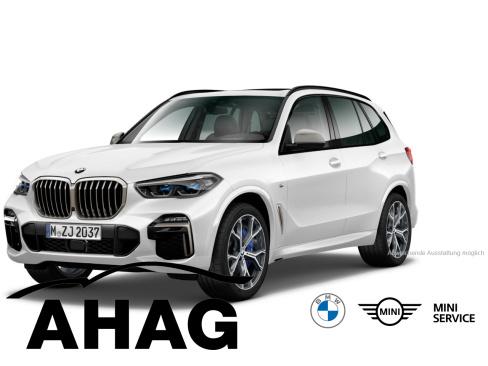 BMW X5 M50d, Dienstwagen, AHAG Bochum GmbH, 44809 Bochum
