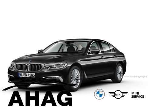 BMW 520d, Dienstwagen, AHAG Bochum GmbH, 44809 Bochum