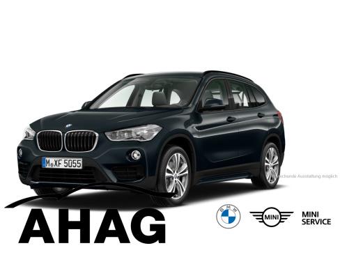 BMW X1 sDrive18d Sport Line, Dienstwagen, AHAG Bochum GmbH, 44809 Bochum