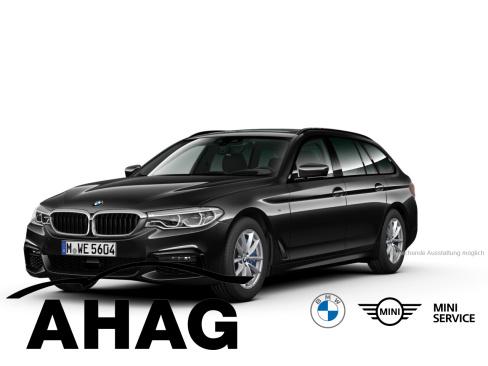 BMW 540i xDrive Touring, Dienstwagen, AHAG Bochum GmbH, 44809 Bochum