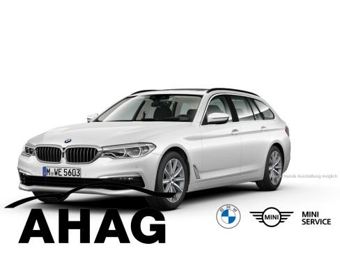 BMW 520d Touring, Dienstwagen, AHAG Bochum GmbH, 44809 Bochum