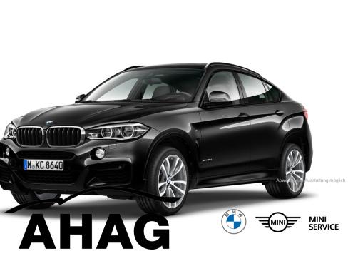 BMW X6 xDrive30d, Dienstwagen, AHAG Bochum GmbH, 44809 Bochum