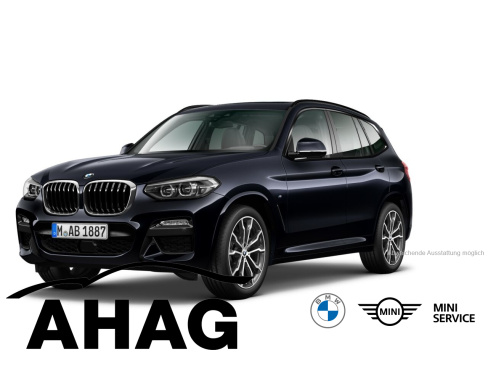 BMW X3 xDrive20d M SPORT AT