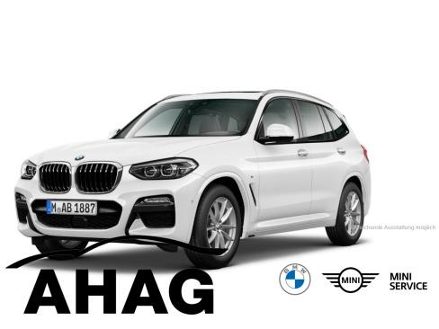 BMW X3 xDrive20d M SPORT AT, Dienstwagen, AHAG Bochum GmbH, 44809 Bochum
