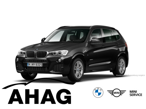 BMW X3 xDrive20d M SPORT AT