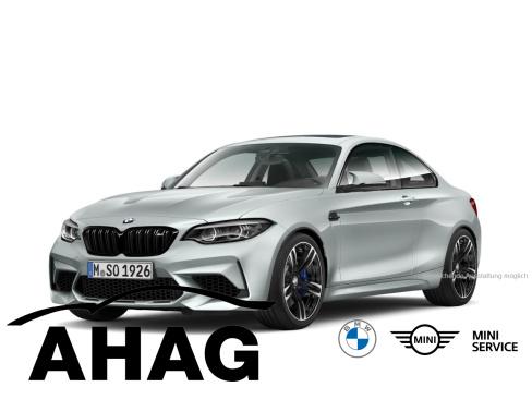 BMW M2 Competition, Dienstwagen, AHAG Bochum GmbH, 44809 Bochum