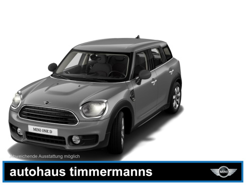 MINI Countryman One D, Neuwagen, Timmermanns Düsseldorf, 40549 Düsseldorf