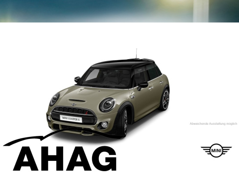 MINI Cooper, Neuwagen, AHAG, 45897 Gelsenkirchen