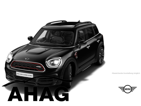MINI Countryman John Cooper Works ALL4 Automatik, Vorführwagen, AHAG, 45897 Gelsenkirchen