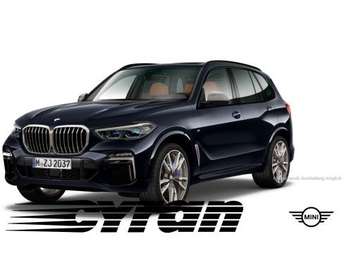 BMW X5 M50d, Vorführwagen, Autohaus Cyran GmbH, 48599 Gronau