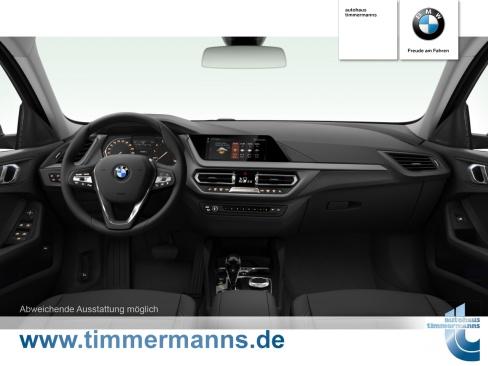 : BMW 118i Advantage 1er aus 09/19, 4 km