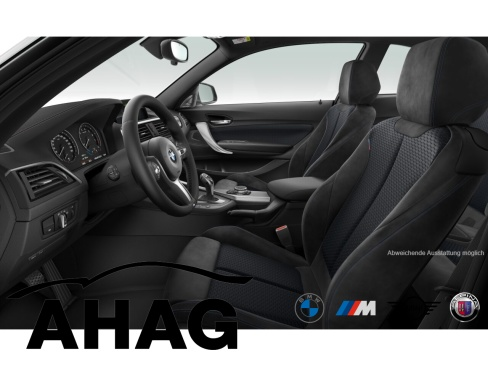 BMW M240i xDrive Steptronic Coupe Neuwagen